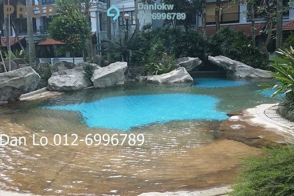 Condominium For Sale in 202 Desa Cahaya, Ampang Hilir Freehold Fully Furnished 3R/3B 1.15m