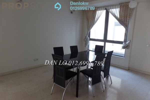 Condominium For Sale in 2 Hampshire, KLCC Freehold Semi Furnished 3R/4B 1.84m