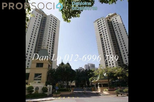 Condominium For Sale in Mont Kiara Astana, Mont Kiara Freehold Fully Furnished 3R/4B 1.15m