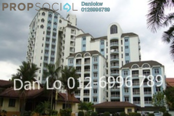 For Rent Condominium at 1A Stonor, KLCC Leasehold Fully Furnished 2R/2B 3.5k