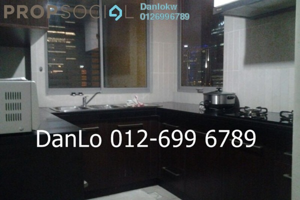 Condominium For Rent in 2 Hampshire, KLCC Freehold Fully Furnished 3R/4B 7.5k