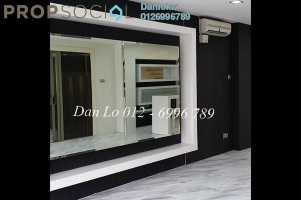 Semi-Detached For Sale in The Loft, Bangsar Freehold Semi Furnished 4R/5B 3.6m