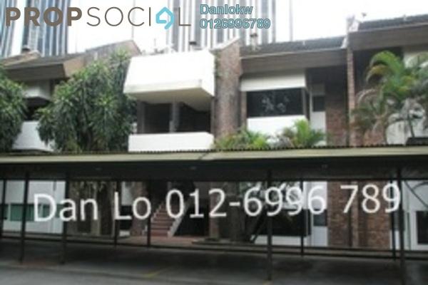 Condominium For Rent in Desa Kudalari, KLCC Freehold Fully Furnished 3R/4B 6k