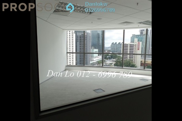 Office For Sale in KL Trillion, KLCC Freehold unfurnished 1R/1B 1.61m