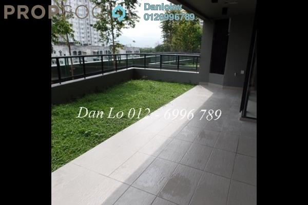 For Rent Condominium at G Residence, Desa Pandan Leasehold Semi Furnished 3R/2B 1.3k