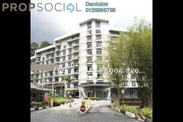 For Rent Condominium at Menara Indah, Ampang Leasehold Semi Furnished 3R/3B 2.6k