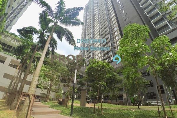 Condominium For Rent in Seasons Garden Residences, Wangsa Maju Freehold Unfurnished 3R/2B 1.25k