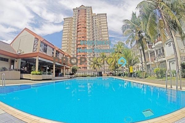 Condominium For Sale in Casa Ria, Cheras Freehold Semi Furnished 3R/2B 465k