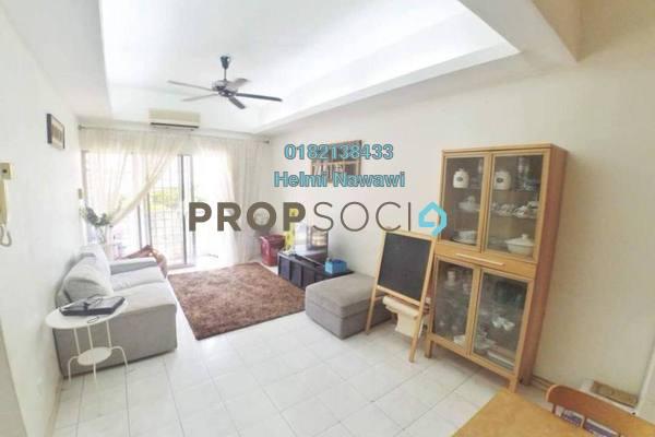 Condominium For Rent in Tiara Duta, Ampang Freehold Semi Furnished 3R/2B 1.6k