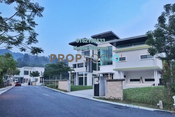 Bungalow For Sale in The Reserve, Kemensah Freehold Unfurnished 5R/7B 5.88m