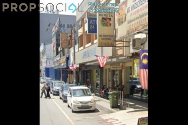 For Sale Shop at Taman Midah, Cheras Freehold Unfurnished 0R/0B 7.5m