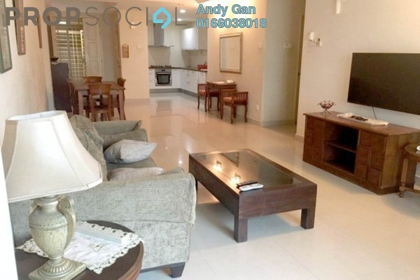For Rent Condominium at Sutramas, Dutamas Freehold Fully Furnished 3R/3B 2.3k
