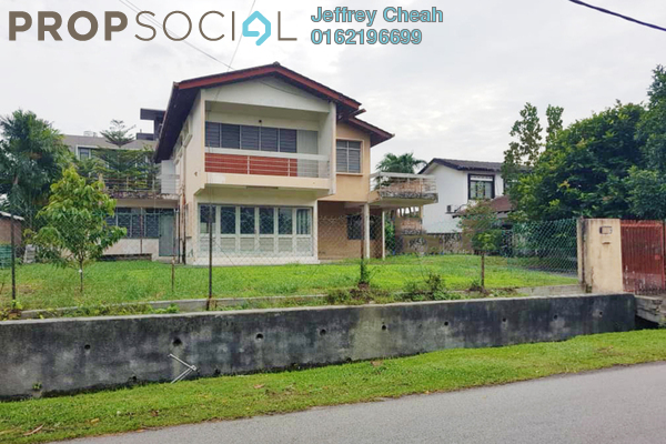 Bungalow For Sale in Section 3, Petaling Jaya Freehold Semi Furnished 5R/5B 2.45m