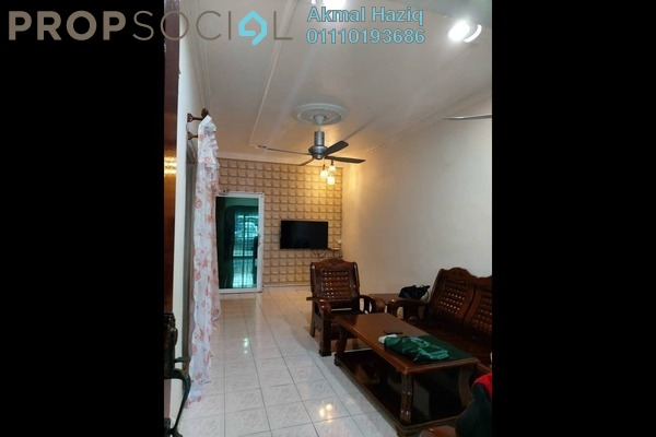 Terrace For Rent in BK1, Bandar Kinrara Freehold Fully Furnished 2R/1B 1.7k