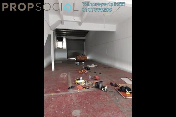 Factory For Rent in Seksyen 9, Bandar Mahkota Cheras Freehold Semi Furnished 0R/2B 3.5k