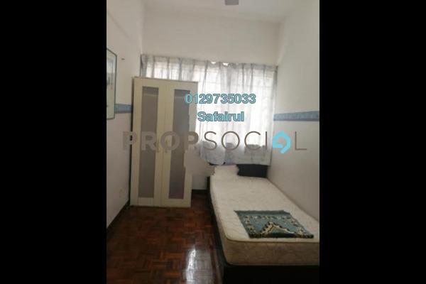 For Rent Apartment at Baiduri Apartment, Desa Pandan Freehold Fully Furnished 3R/2B 1.4k