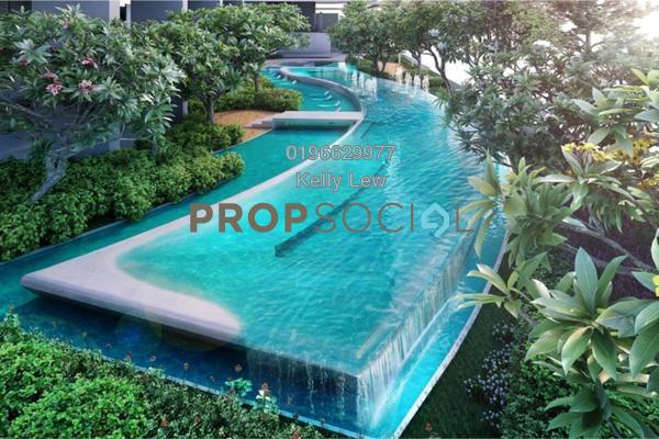 Serviced Residence For Rent in The Park Sky Residence @ Bukit Jalil City, Bukit Jalil Freehold Fully Furnished 2R/2B 2.5k