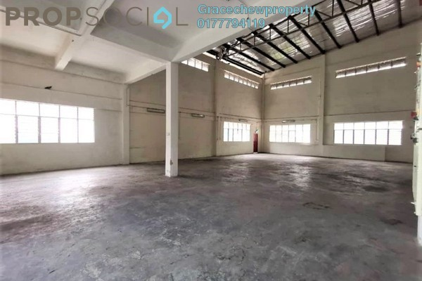 Factory For Rent in Taman Perindustrian Cemerlang, Ulu Tiram Freehold Unfurnished 0R/0B 6k