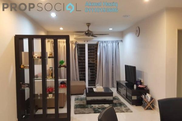 Apartment For Rent in Koi Kinrara, Bandar Puchong Jaya Freehold Fully Furnished 3R/2B 1.8k