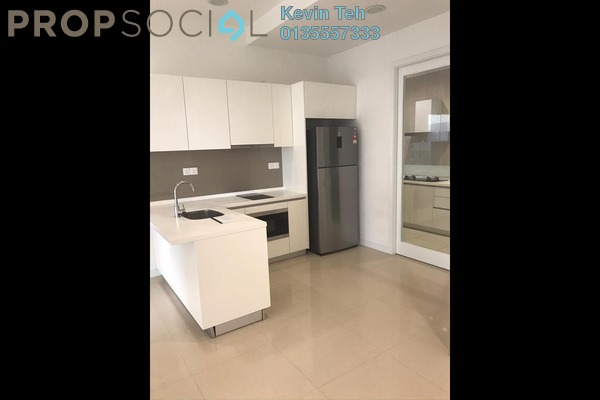 For Rent Condominium at Pavilion Hilltop, Mont Kiara Freehold Semi Furnished 3R/4B 5.5k