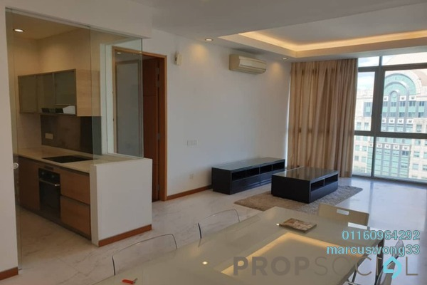 For Rent Condominium at Twins, Damansara Heights Freehold Fully Furnished 4R/5B 4k