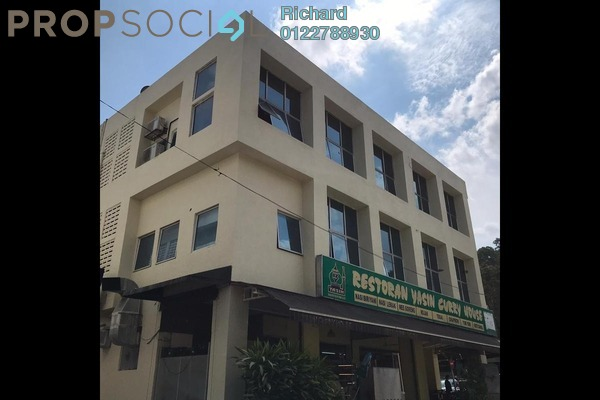 For Rent Shop at Gasing Indah, Gasing Heights Freehold Unfurnished 0R/0B 4.8k