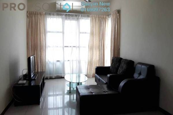 Serviced Residence For Rent in e-Tiara, Subang Jaya Freehold Fully Furnished 2R/1B 2.5k