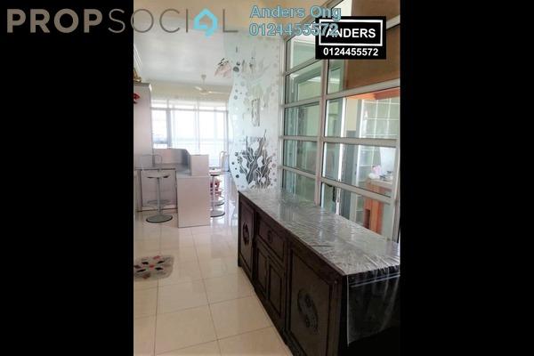 Condominium For Rent in E-Park, Batu Uban Freehold Fully Furnished 3R/2B 1.4k