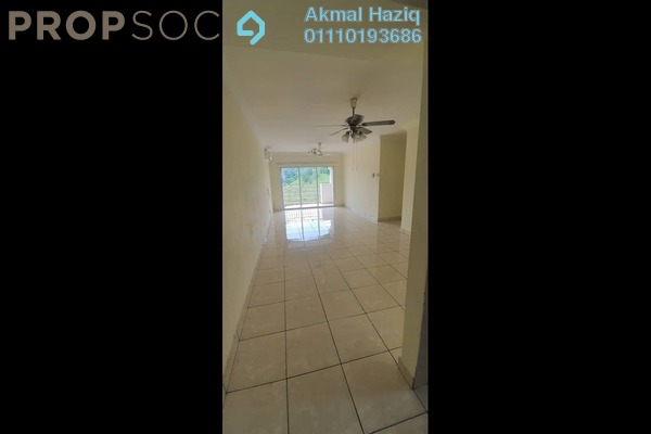 Apartment For Rent in Aseana Puteri, Bandar Puteri Puchong Freehold Semi Furnished 3R/2B 1.6k