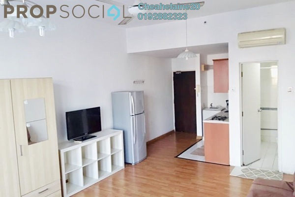 Serviced Residence For Sale in Maytower, Dang Wangi Freehold Fully Furnished 1R/1B 330k