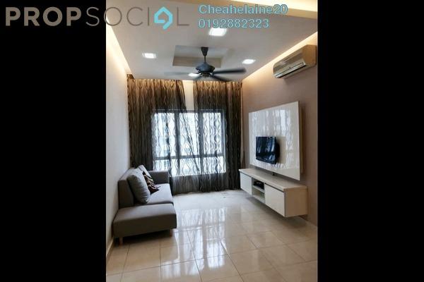 Condominium For Sale in Metropolitan Square, Damansara Perdana Freehold Fully Furnished 3R/2B 390k