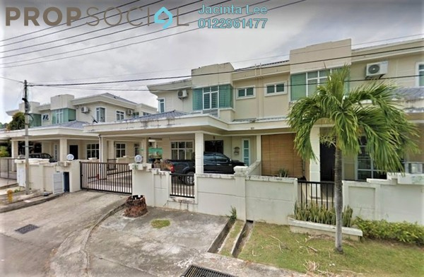For Sale Semi-Detached at Taman Golfview, Kota Kinabalu Leasehold Semi Furnished 5R/5B 1.01m