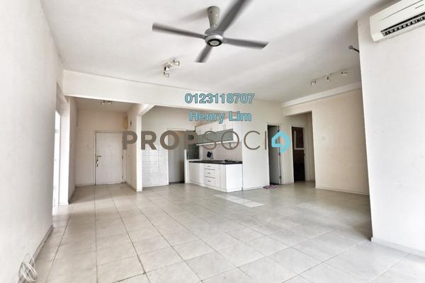 Condominium For Sale in Casa Indah 2, Tropicana Leasehold Semi Furnished 3R/3B 740k