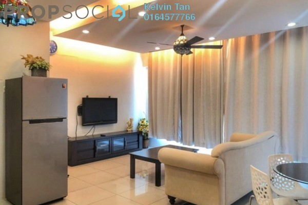 For Rent Condominium at Birch The Plaza, Georgetown Freehold Fully Furnished 2R/2B 1.5k