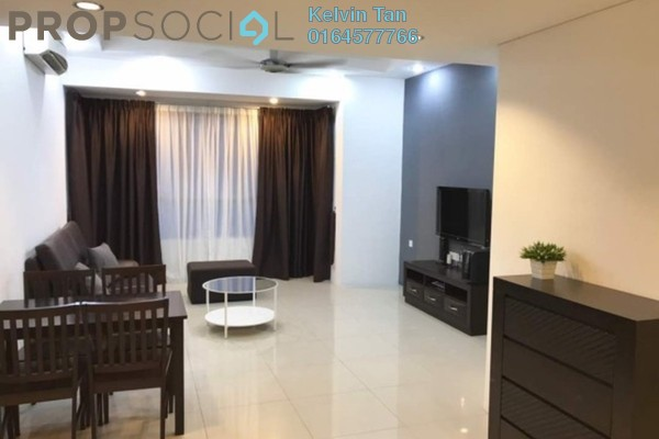 For Rent Condominium at Birch The Plaza, Georgetown Freehold Fully Furnished 3R/2B 1.7k