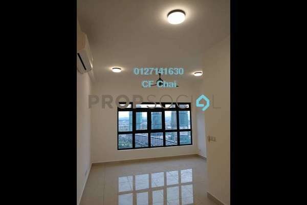 Condominium For Sale in The Meridin @ Medini, Medini Freehold Semi Furnished 1R/1B 380k