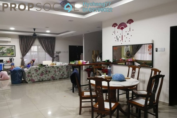 Bungalow For Sale in Laksamana, Batu Caves Freehold Semi Furnished 7R/4B 1.1m