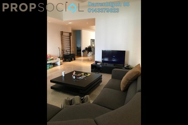 Condominium For Sale in Park Seven, KLCC Freehold Semi Furnished 5R/5B 6.5m