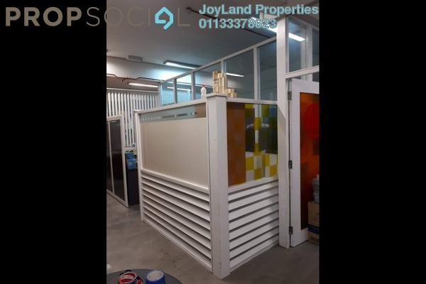 Office For Sale in Perdana The Place, Damansara Perdana Leasehold Fully Furnished 0R/0B 520k