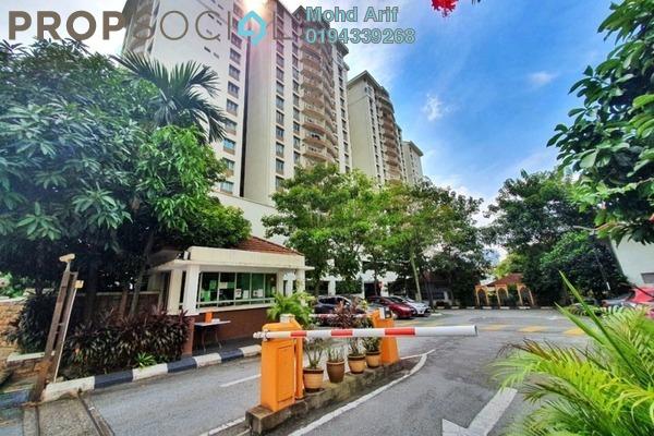 Apartment For Sale in Villa Makmur, Dutamas Freehold Semi Furnished 3R/2B 550k