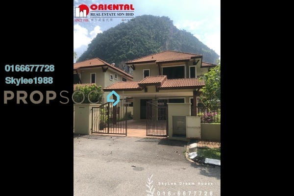 Bungalow For Sale in Sunway City Ipoh, Tambun Freehold unfurnished 4R/5B 1.38m