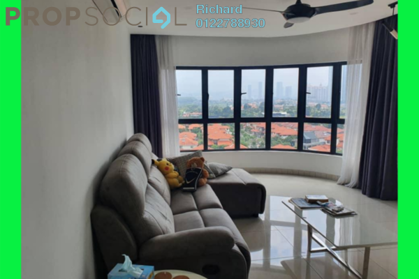 Serviced Residence For Rent in Maisson, Ara Damansara Freehold Fully Furnished 3R/2B 2.3k