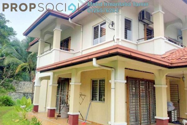 Terrace For Rent in PUJ 2, Puncak Jalil Freehold Semi Furnished 4R/3B 1.85k