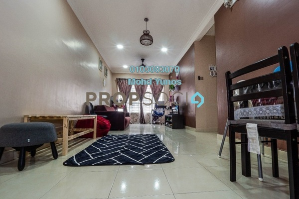 For Sale Condominium at Banjaria Court, Batu Caves Freehold Semi Furnished 3R/2B 370k