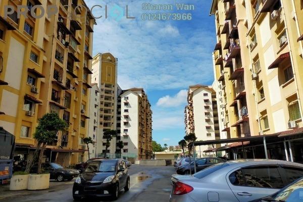 Apartment For Sale in Vista Lavender, Bandar Kinrara Freehold Unfurnished 3R/2B 220k