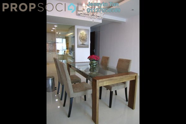 For Rent Condominium at The Saffron, Sentul Freehold Semi Furnished 3R/2B 2k