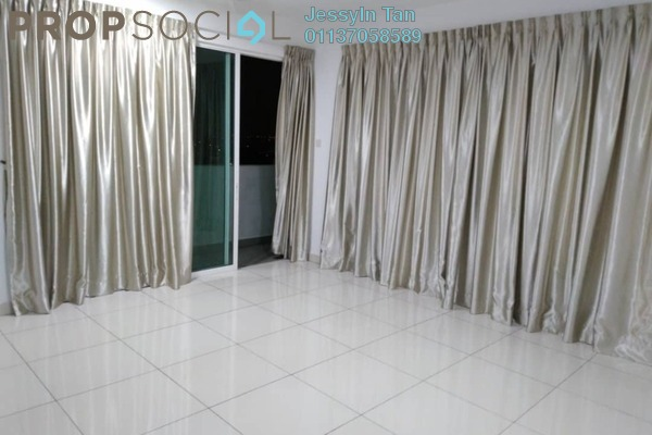 For Rent Condominium at The Saffron, Sentul Freehold Semi Furnished 3R/3B 2k