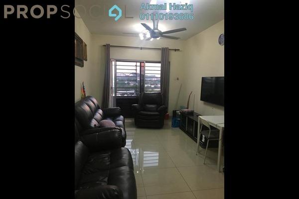 Condominium For Rent in Kinrara Mas, Bukit Jalil Freehold Semi Furnished 3R/2B 1.4k