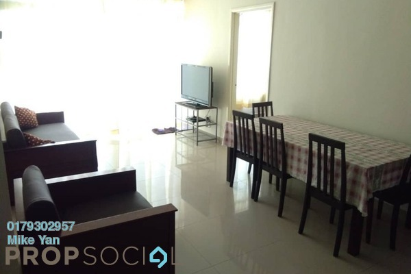 Condominium For Rent in Prima U1, Shah Alam Freehold Fully Furnished 3R/2B 1.5k