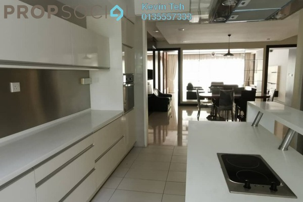 For Rent Condominium at Kiaraville, Mont Kiara Freehold Fully Furnished 4R/4B 9k